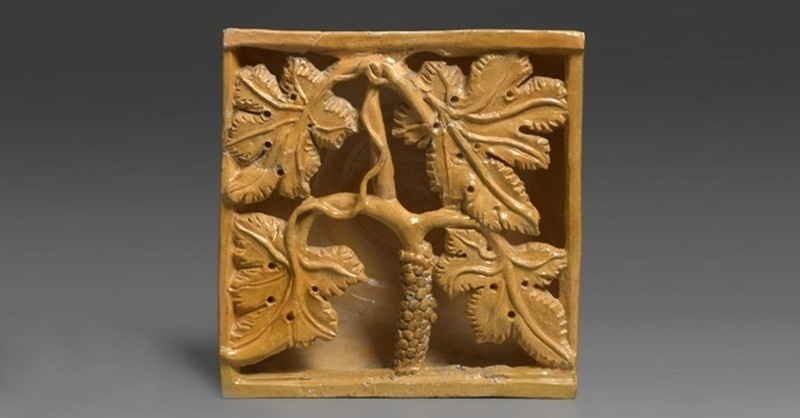 Kályhák, kályhacsempék a középkori Magyarországról