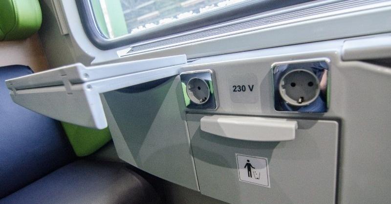 Mindent a vasúti kocsik elektromos hálózatáról