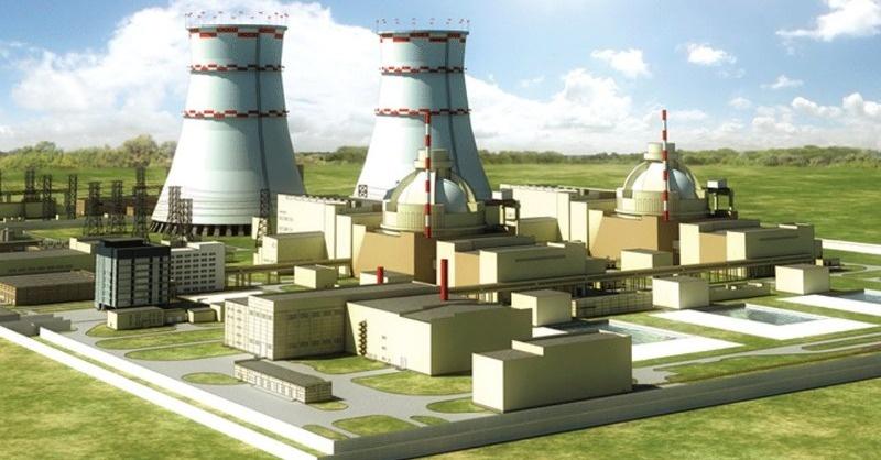 Épül a Ruppuri Atomerőmű második blokkjának reaktorépülete