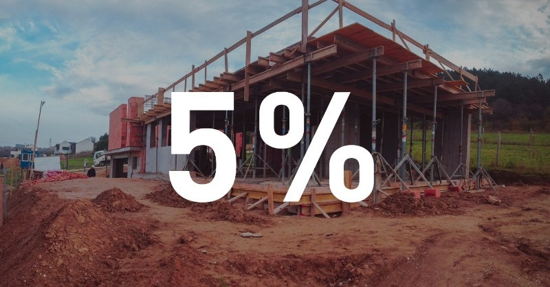 Biztosnak tűnik: nem marad a kedvezményes építőipari áfa